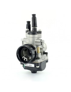 CARBURADOR DELLORTO PHBG 19 DS 2631 STARTER MANUAL ENG.SEP.