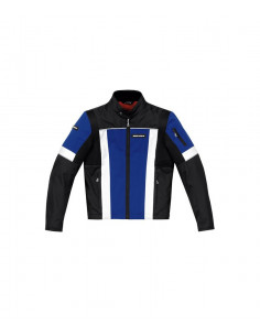 CHAQUETA SPIDI TEX-ONE LADY AZUL/NEGRO