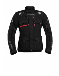 ACERBIS CHAQUETA ADVENTURE black S