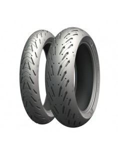 CUBIERTA MICHELIN 180/55 ZR 17 M/C 73W ROAD 5 R