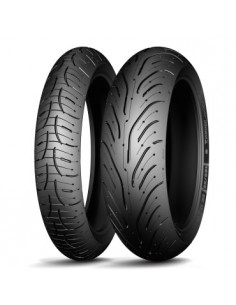 CUBIERTA MICHELIN 110/80 R19 59V TL PILOT ROAD 4 TRAIL F