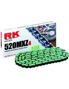 CADENA RK NM 520 MXZ4 120P VERDE