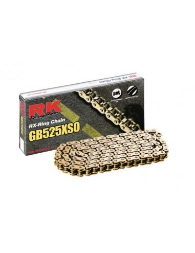 CADENA RK GB 525 XSO 124P