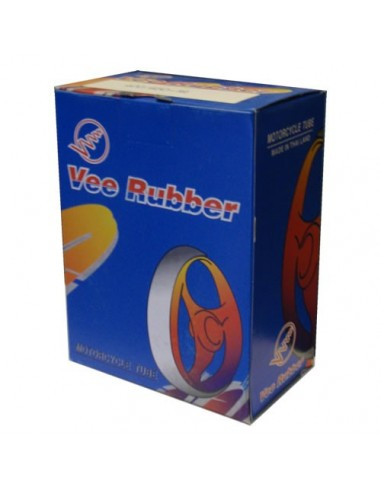 CAMARA VEE RUBBER SCOOTER 3.50/4.00-8 TR87 VALVULA CURVA
