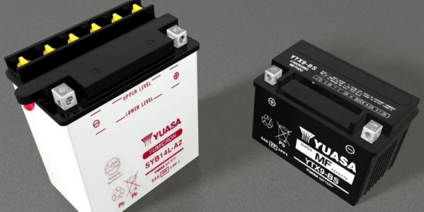 Tipos de baterías de motos